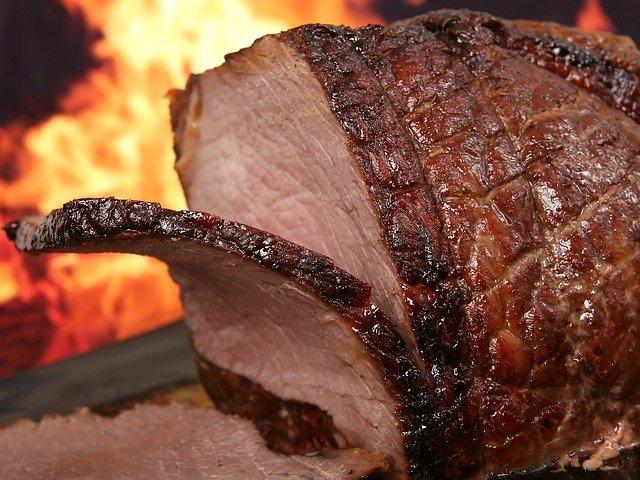 Come cucinare la corona di maiale arrosto