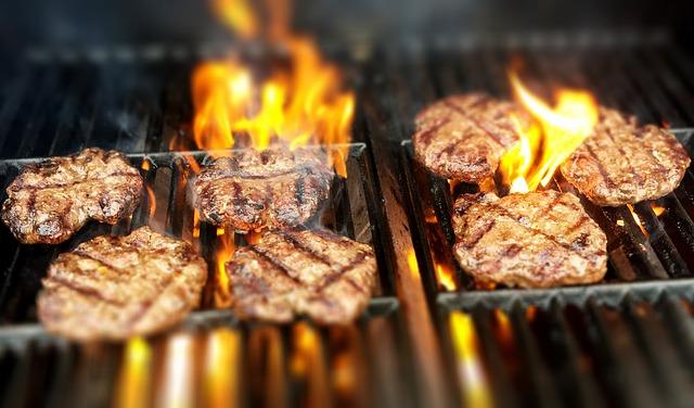 Elementi essenziali per il campeggio e la cucina a fuoco vivo