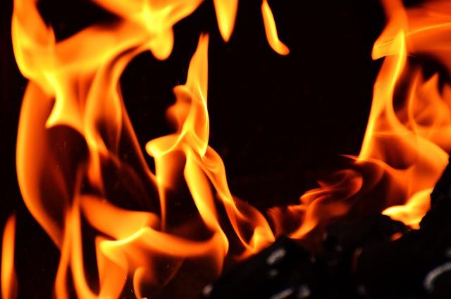 Perché cucino sul fuoco